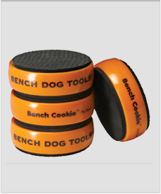 Bench Cookie Work Grippers 4pk